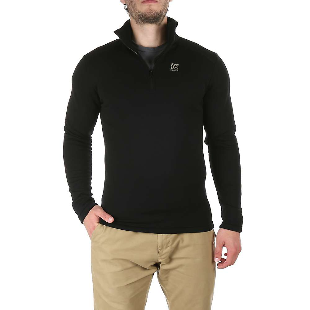 photo: 66°North Men's Vik Zip Neck fleece top