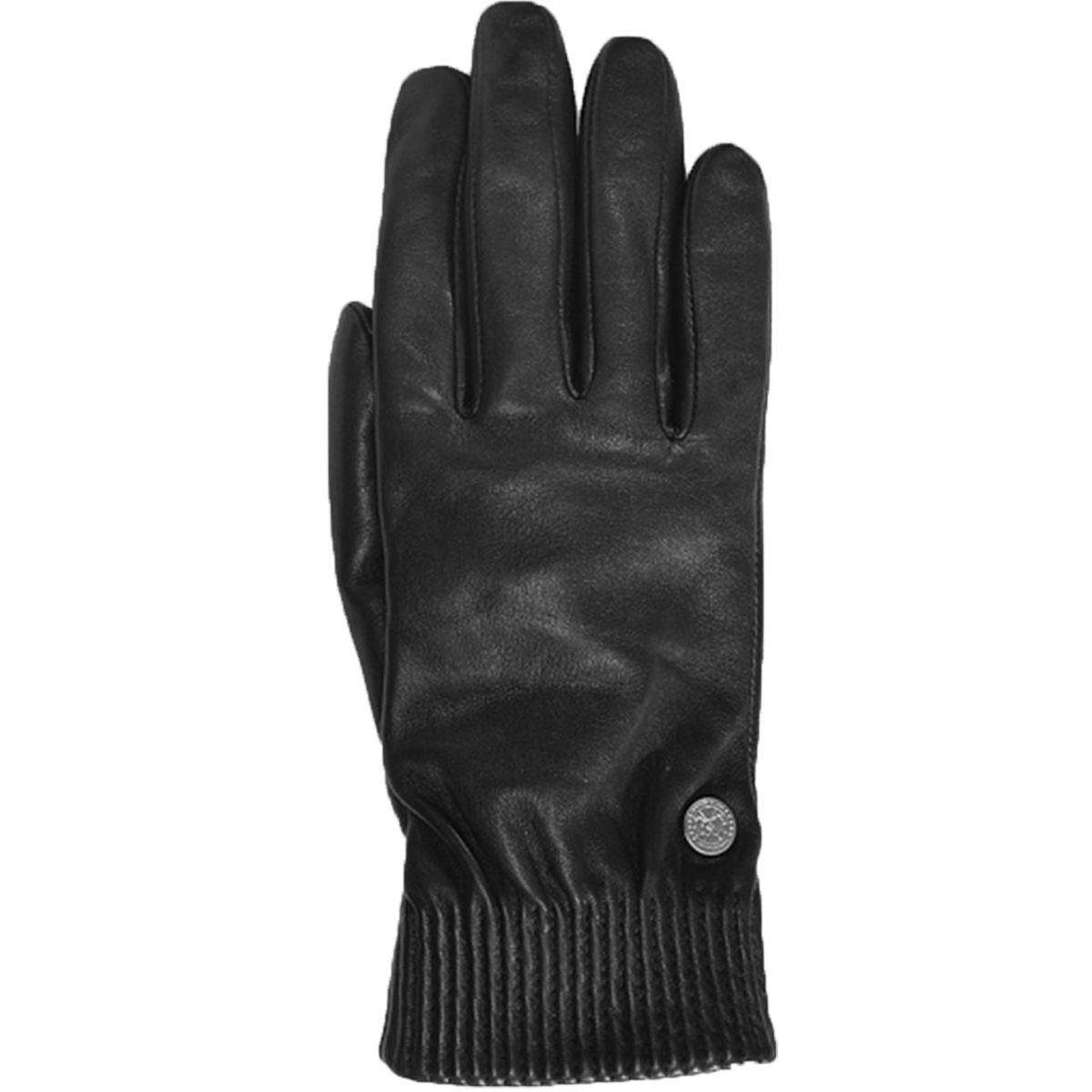Canada Goose Leather Rib Gloves