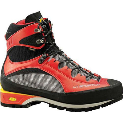 photo: La Sportiva Trango S Evo GTX mountaineering boot