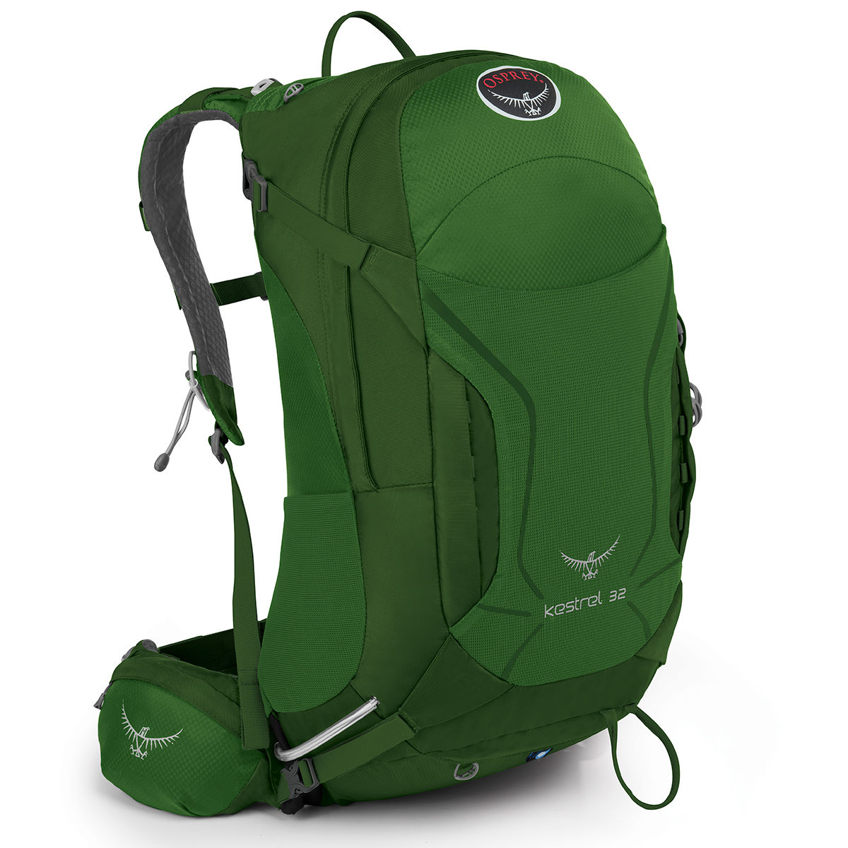 photo: Osprey Kestrel 32 daypack (under 35l)