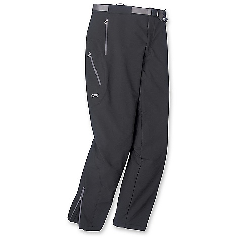 photo: Outdoor Research Exos Pants soft shell pant