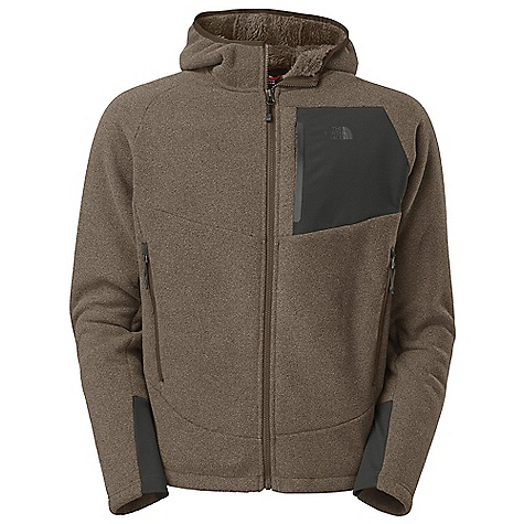 photo: The North Face Couloir Full Zip Hood fleece jacket