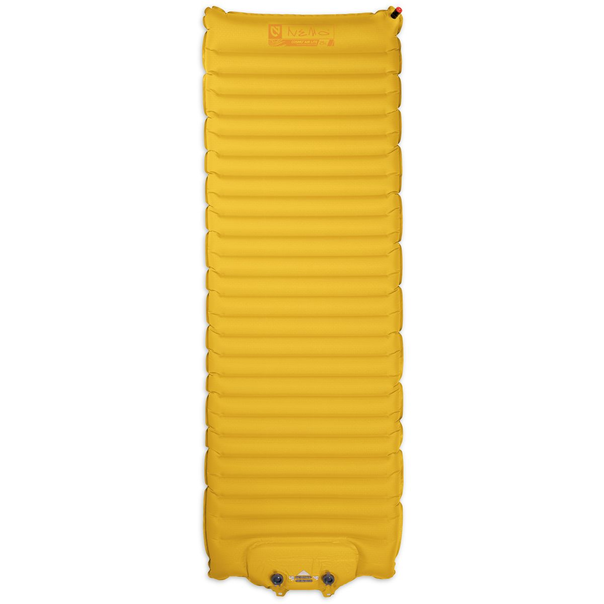 photo: NEMO Cosmo Air Lite 20R air-filled sleeping pad