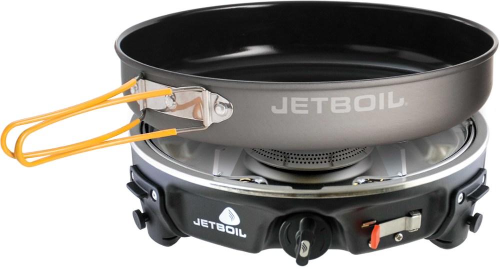 photo: Jetboil HalfGen BaseCamp System camp stove