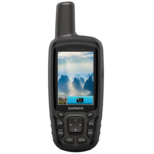 photo: Garmin GPSMAP 64sc gps receiver