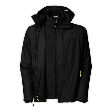 photo: The North Face Flathead Triclimate component (3-in-1) jacket