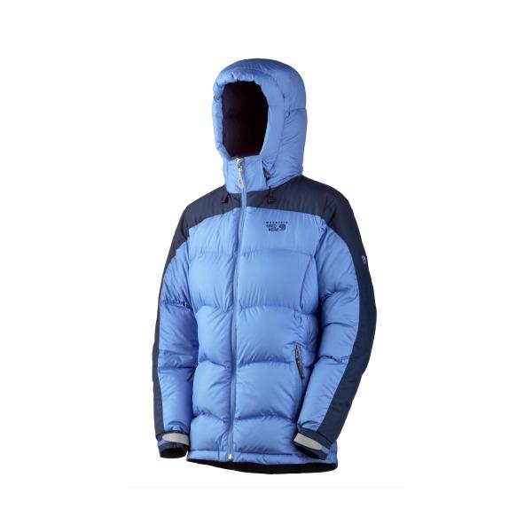 photo: Mountain Hardwear Women's Sub Zero Parka down insulated jacket