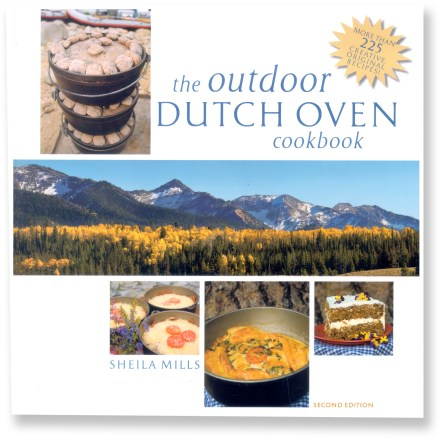 McGraw-Hill Outdoor Dutch Oven Cookbook