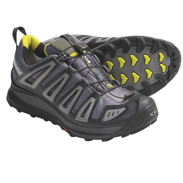 photo: Salomon XA Comp 6 trail running shoe