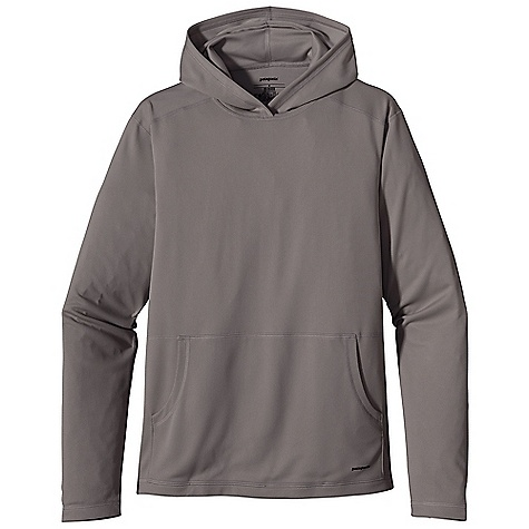 photo: Patagonia Men's Lightweight Sun Hoody long sleeve performance top
