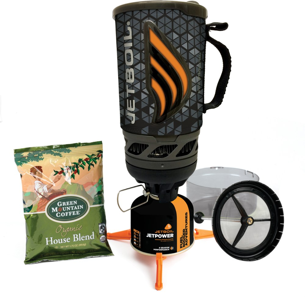 photo: Jetboil Flash Java Kit compressed fuel canister stove