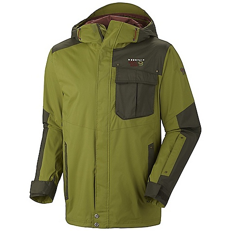 Mountain Hardwear Snowzilla Shell Jacket