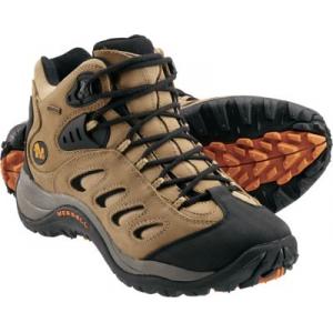 photo: Merrell Kids' Reflex Waterproof Mid hiking boot