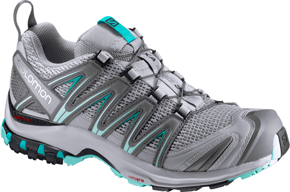 photo: Salomon Women's XA Pro 3D trail running shoe