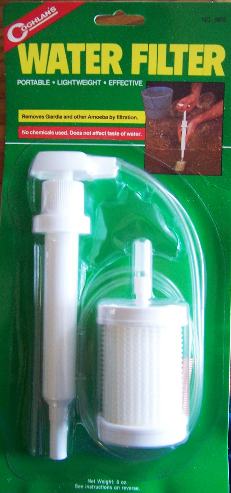 Coghlan's Water Filter