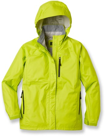 photo: REI Boys' Rainwall Jacket waterproof jacket