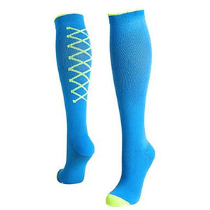 Lily Trotters Signature Compression Socks