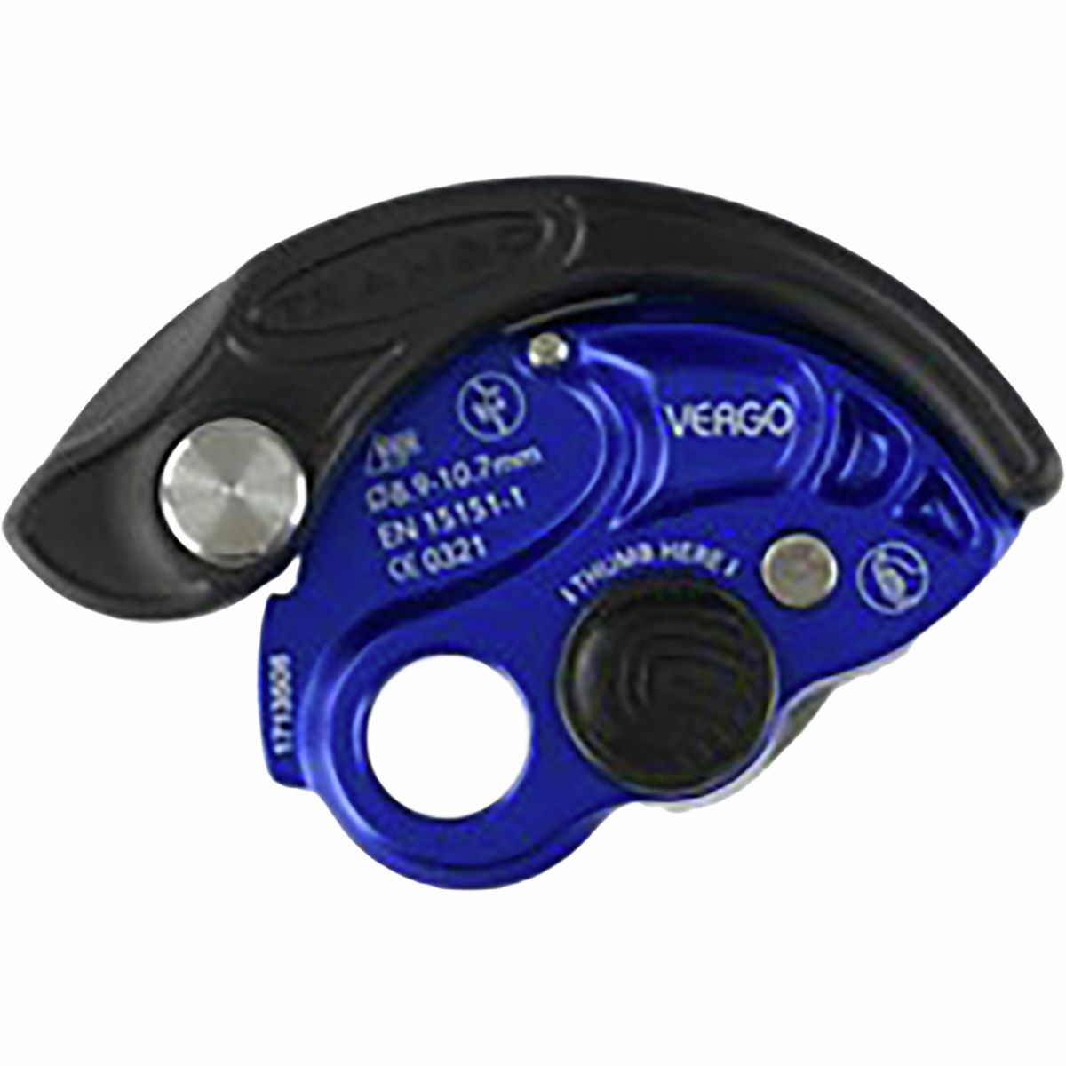 photo: Trango Vergo belay/rappel device