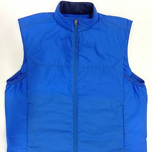 photo: Recreation Before Responsibility Nylon RipStop Vest synthetic insulated vest