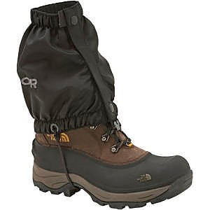 photo: Outdoor Research Rocky Mountain Low Gaiters gaiter