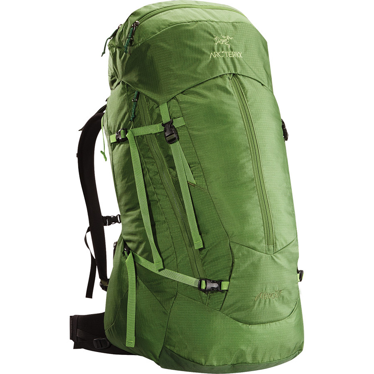 photo: Arc'teryx Altra 50 LT weekend pack (3,000 - 4,499 cu in)