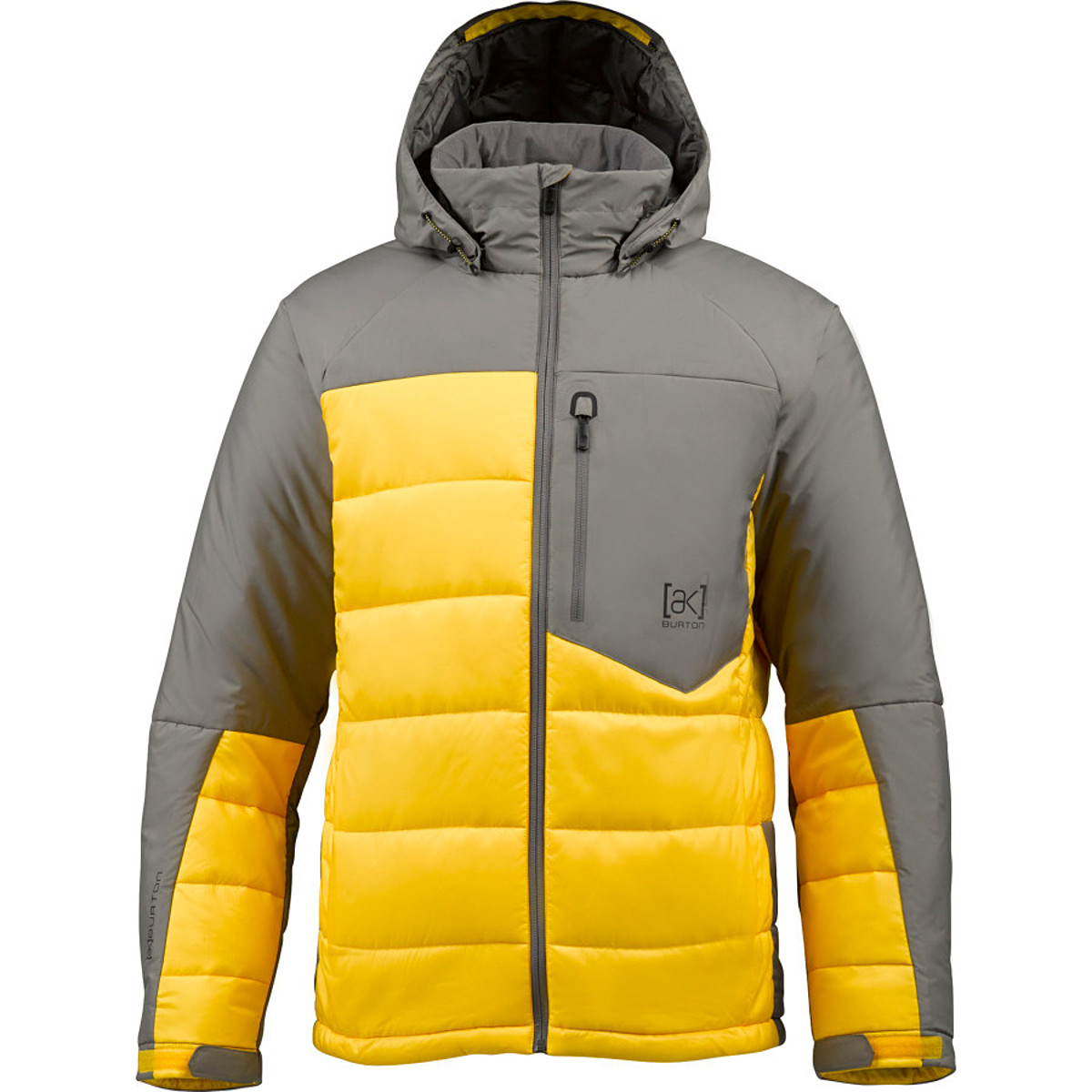 photo: Burton VT Insulated Jacket synthetic insulated jacket