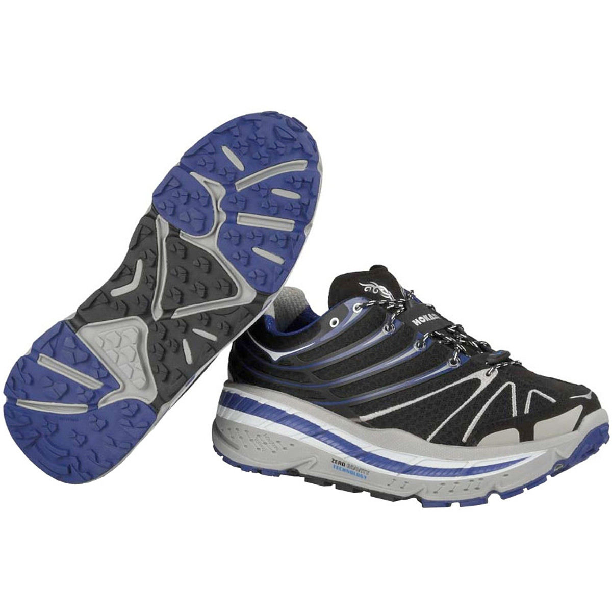 photo: Hoka Stinson Trail trail running shoe