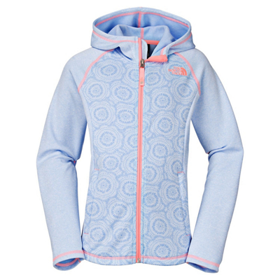 photo: The North Face Seashore Fleece Hoodie fleece jacket