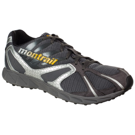 photo: Montrail Men's Rogue Racer trail running shoe