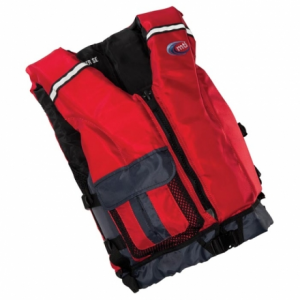 photo: MTI Cruiser SE life jacket/pfd
