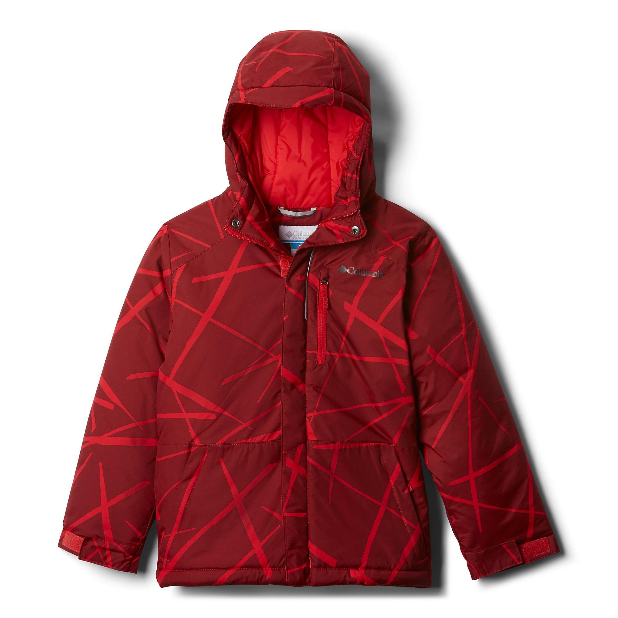 photo: Columbia Lightning Lift Jacket synthetic insulated jacket