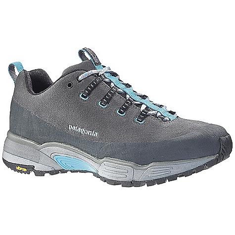 photo: Patagonia Women's Scree Shield trail shoe
