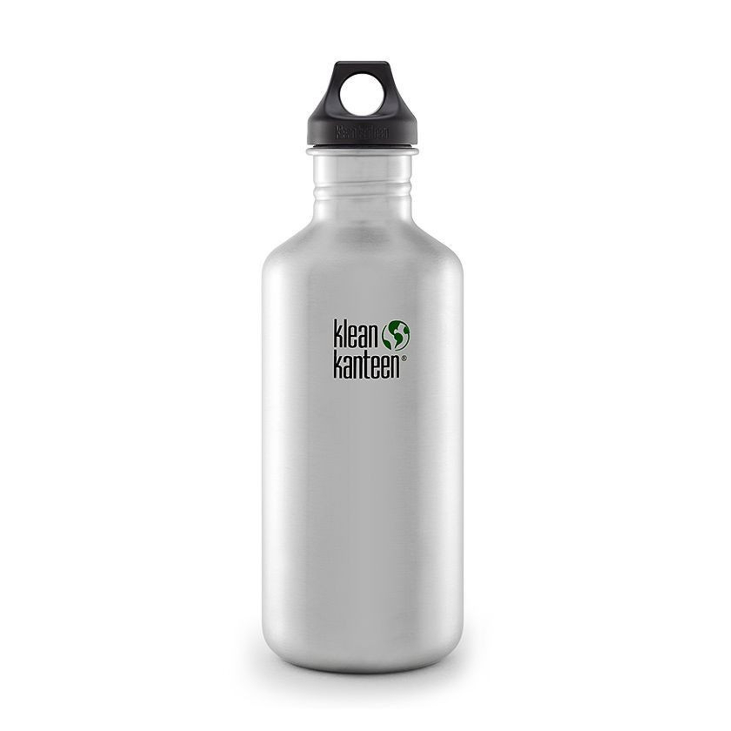 photo: Klean Kanteen Stainless Steel Loop Cap Bottle water bottle