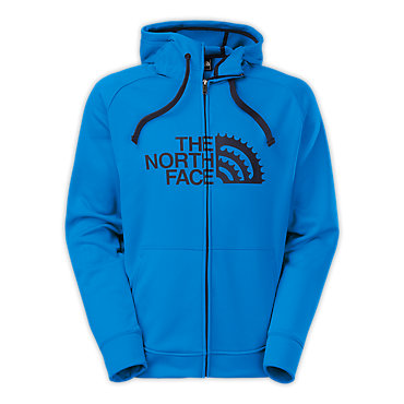 photo: The North Face Chain Ring Hoodie fleece jacket
