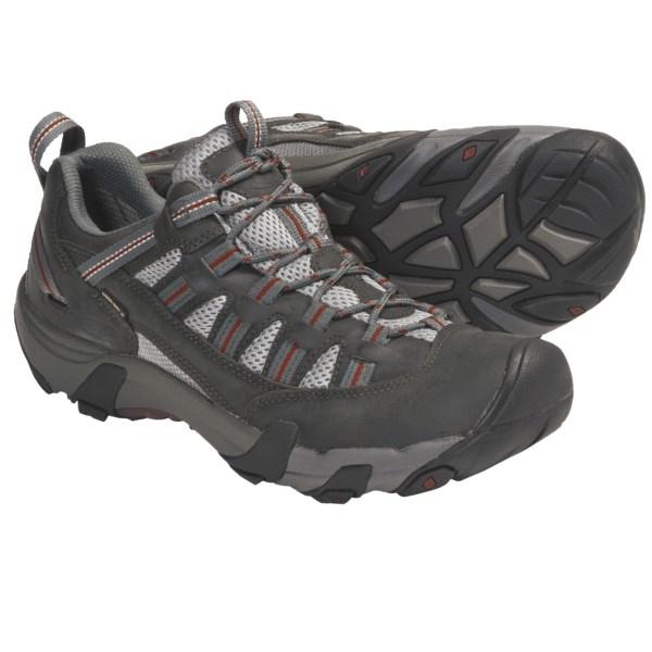 photo: Keen Alamosa WP trail shoe