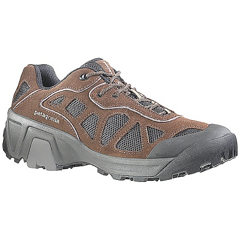 photo: Patagonia P26 A/C trail shoe