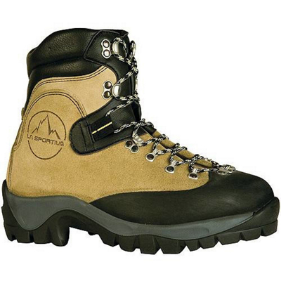 photo: La Sportiva Men's Glacier mountaineering boot