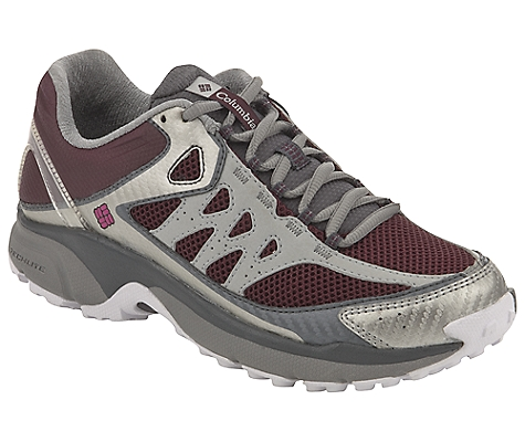 photo: Columbia Women's Ravenous Stability trail running shoe