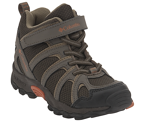 photo: Columbia Kaibab Mid hiking boot