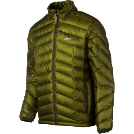 photo: Sherpa Adventure Gear Pangboche Jacket down insulated jacket
