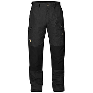 photo: Fjallraven Barents Trousers hiking pant