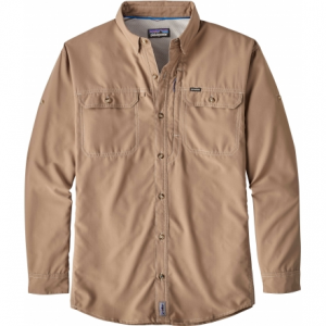 photo: Patagonia Long-Sleeved Sol Patrol Shirt hiking shirt