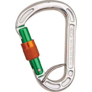 Climbing Technology Parabiner with Belay Bar Screw Gate