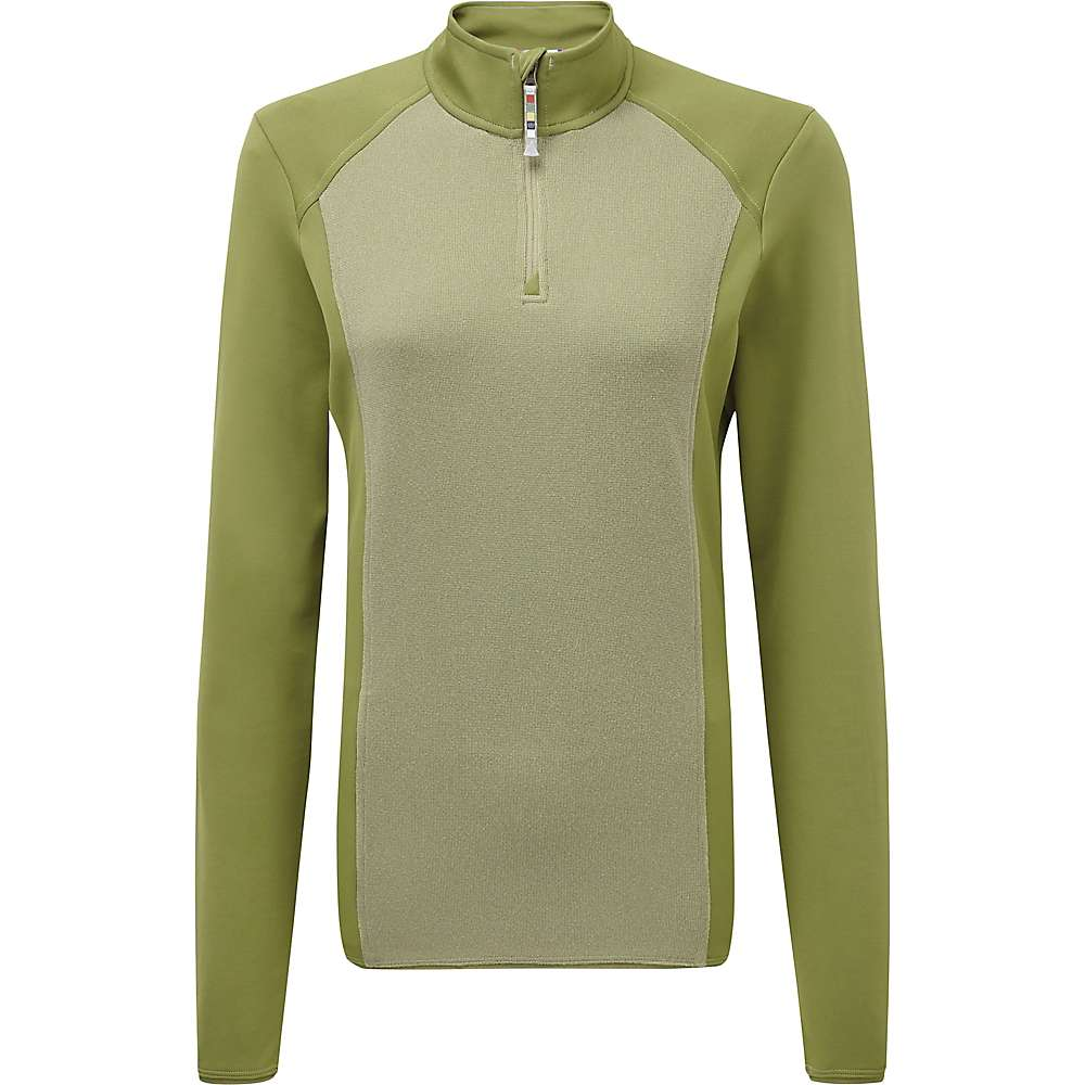 photo: Sherpa Adventure Gear Dikila Quarter Zip long sleeve performance top