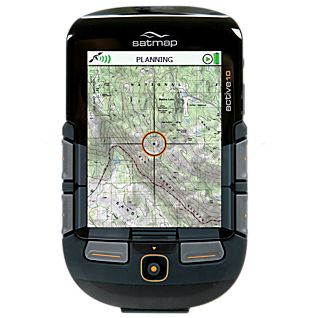 photo: Satmap Active 10 TREK handheld gps receiver