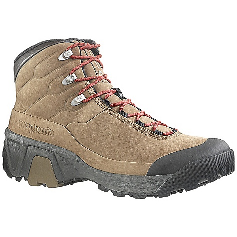 photo: Patagonia P26 High hiking boot