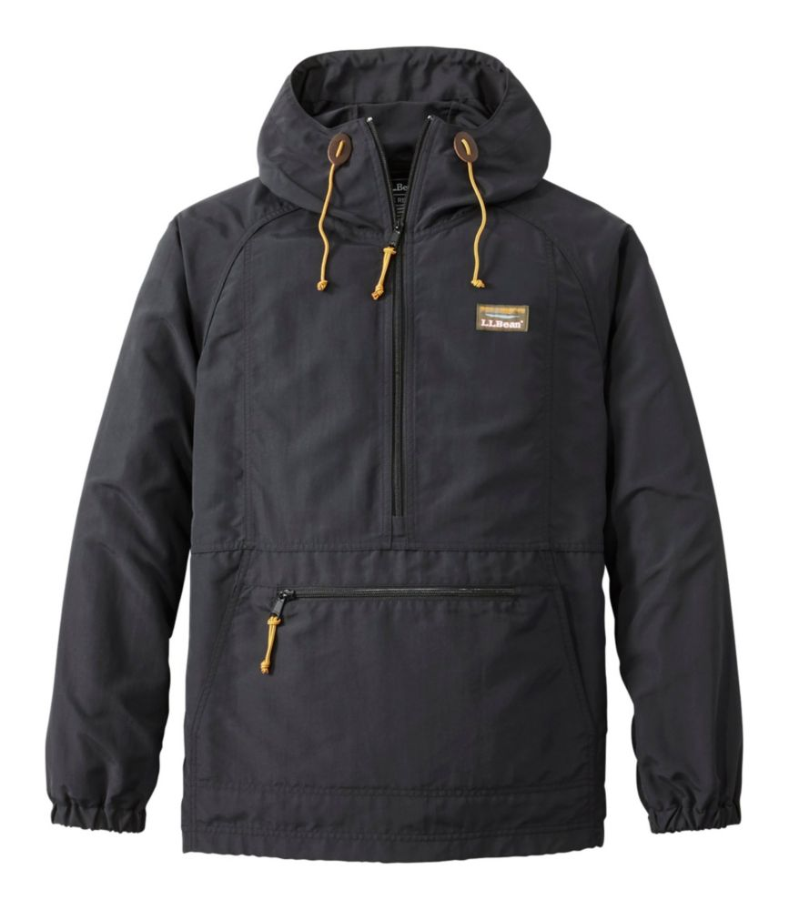 photo: L.L.Bean Mountain Classic Anorak wind shirt