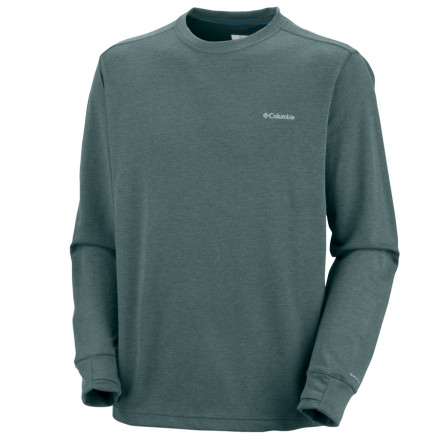Columbia Ultra Stop Long Sleeve Crew Shirt