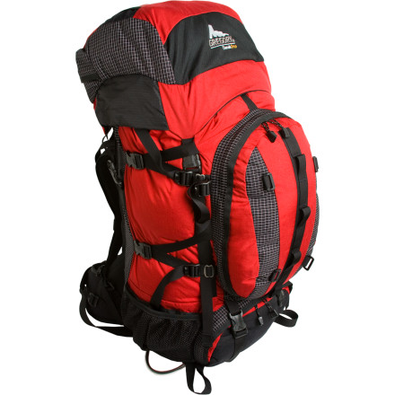 photo: Gregory Denali Pro 105 expedition pack (70l+)