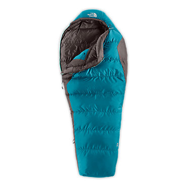 photo: The North Face Women's Aleutian 3S Bx 3-season synthetic sleeping bag